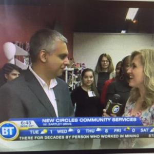 Breakfast Television comes to NewCircles
